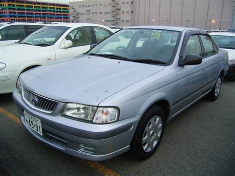 1999 Nissan Sunny specs: mpg, towing capacity, size, photos