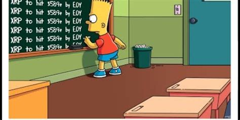 Did Simpsons Predict Xrp - Xrp Conspiracy Read With An