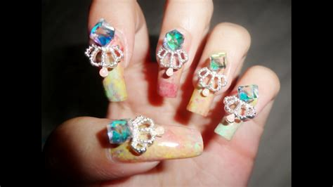 Product Review: 3D Nail Art Decorations (Pink Gel Bow